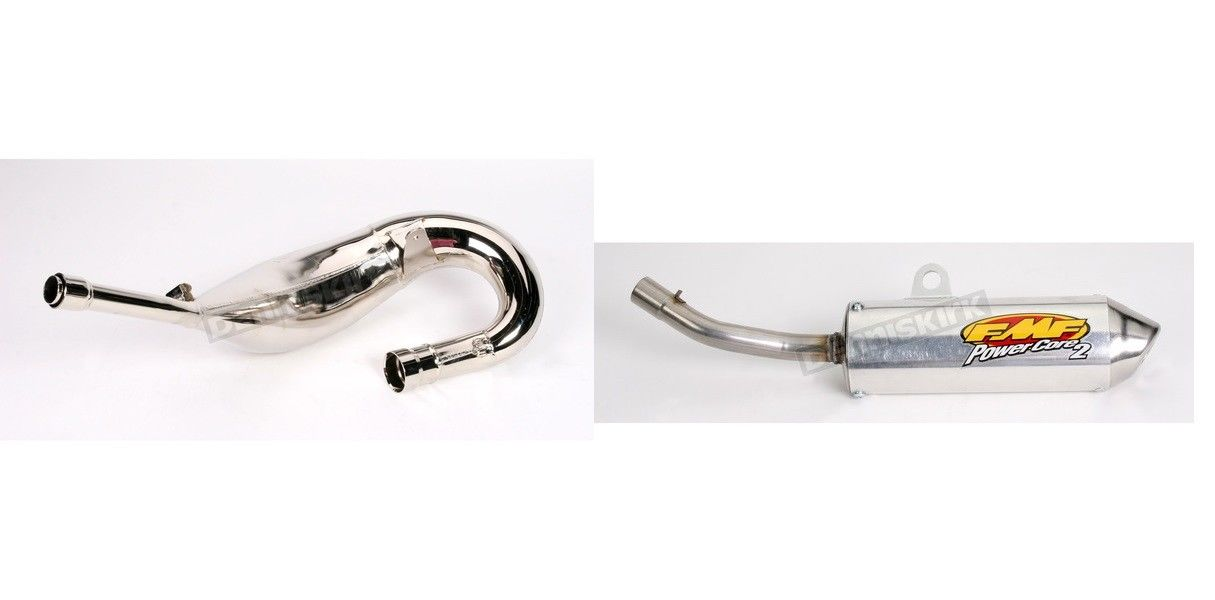 Honda Cr125 Cr 125 Fmf Racing Fatty Pipe Exhaust 98 99 020018 Archives Midweek Com