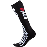 O`Neal Pro MX Sock Youth XRAY black/white (One Size)