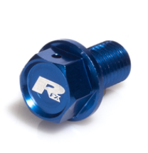 RFX Magentic Drain Bolt Blue M12 x 12mm x 1.50 KTM SX/SXF/EXC/EXCF All Hva TC/TE/TX/FC/FE/FX All